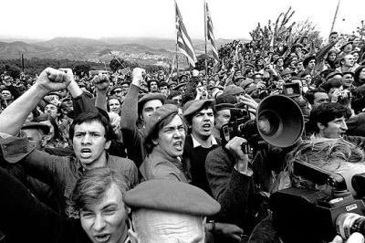 Declaración del Partido Carlista en Montejurra 1975